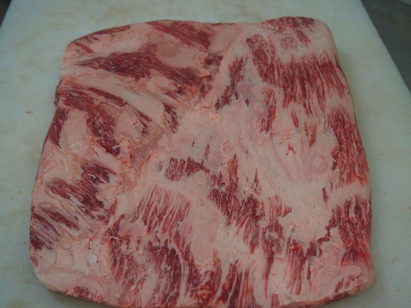 Karubi Plate