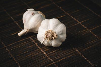 garlic with wagyu